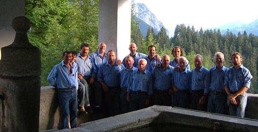 Azzone, Val di Scalve, luglio 2006
