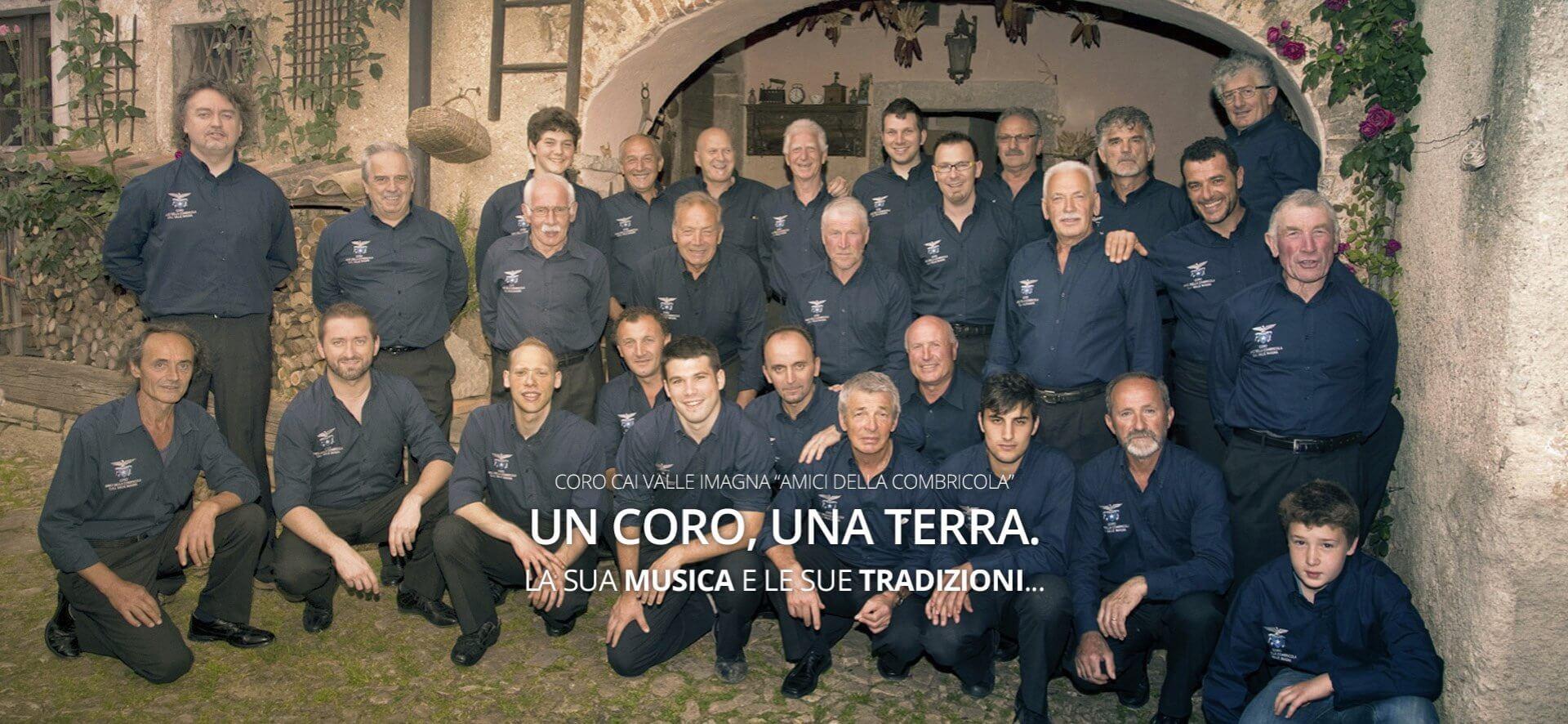 Coro CAI Valle Imagna - Amici della Combricola. Un coro, una terra. La sua musica e le sue tradizioni...